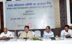 Parliamentary committee reviews Railway initiatives