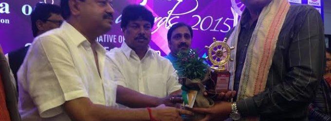 IMFA bags Odisha Inc Business Leadership Award 2015