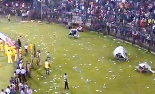 Bottle-pelting incident costs a lot, Barabati stadium not in Test venue list