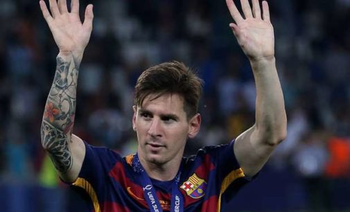 Messi says goodbye to int'l football after Copa America setback