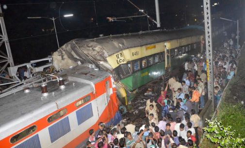 2 killed, 15 injured as passenger train rams into stationary goods train