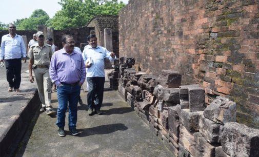 Jajpur collector promises to develop Buddhist sites