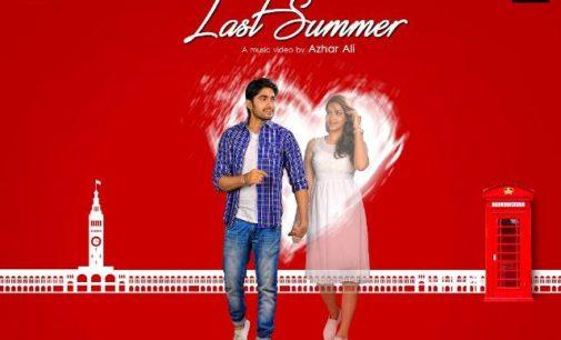 """""""Last Summer"""" introduces photographer Azhar Ali as director"""