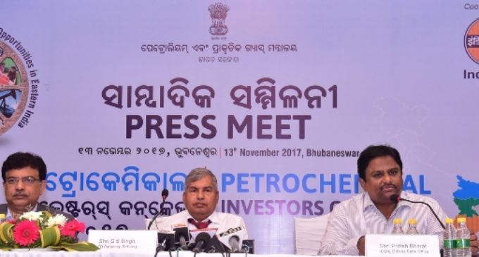 Odisha capital braces for Petrochemical Investors Conclave 2017 on Thursday