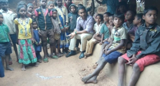 AMONG THE UNDERPRIVILEGED